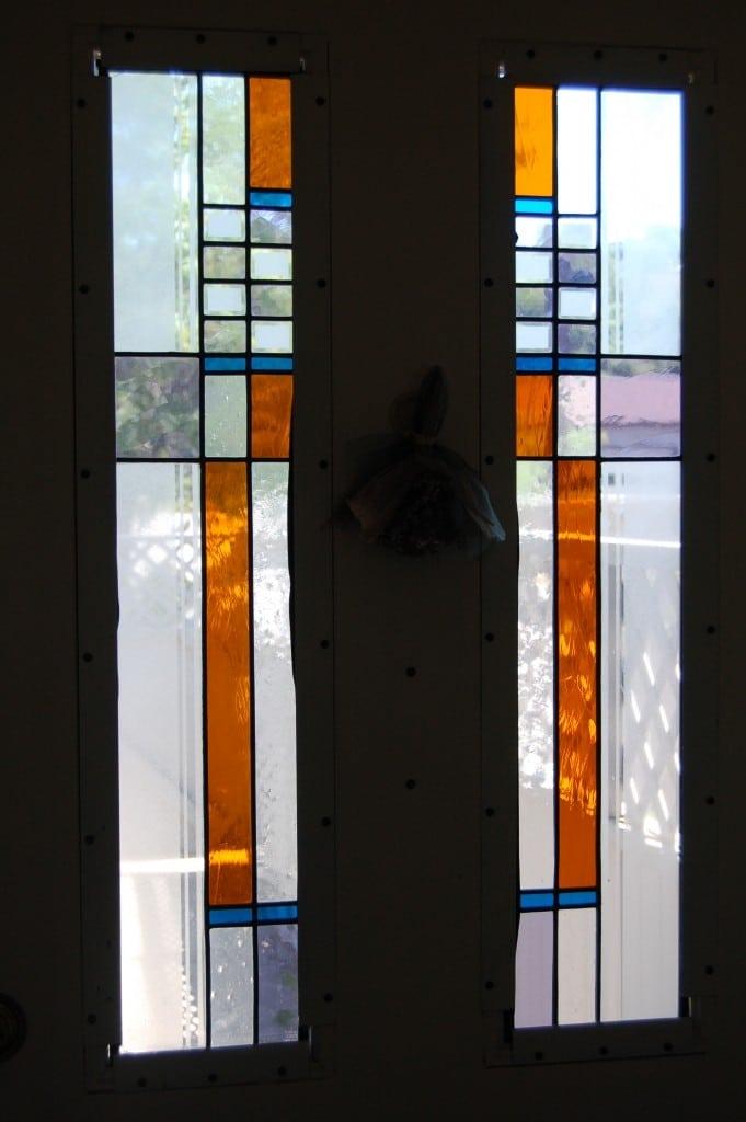 TBSG Baum Door Commission Detail